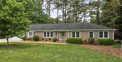Spartanburg Single Family Home For Sale: 606 Perrin Street
