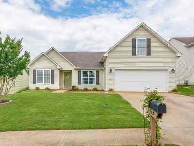 Duncan Single Family Home For Sale: S 662 Morningwood Lane