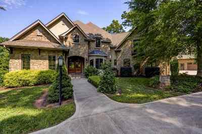 Lyman Single Family Home For Sale: 1574 Gap Creek Road