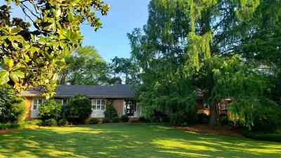 Spartanburg Single Family Home For Sale: 1055 Partridge Road