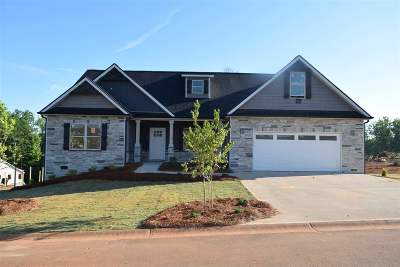 Chesnee Single Family Home For Sale: 609 Mesquite Trail