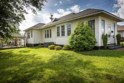 Lyman Single Family Home For Sale: 19 Groce Road