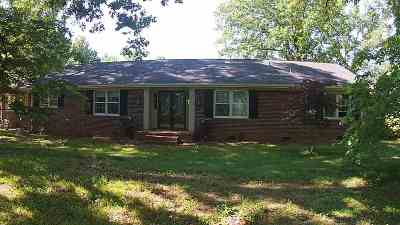 Travelers Rest Single Family Home For Sale: 1650 Tigerville Road