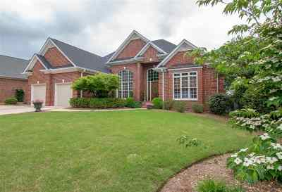 Greenville Single Family Home For Sale: 104 Clairewood Court