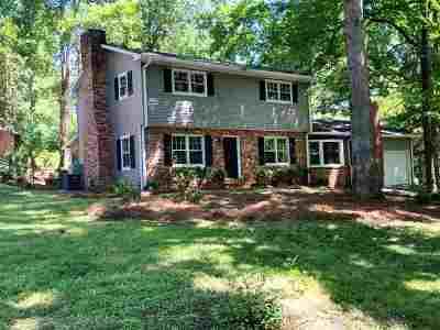 Spartanburg SC Single Family Home For Sale: $139,900