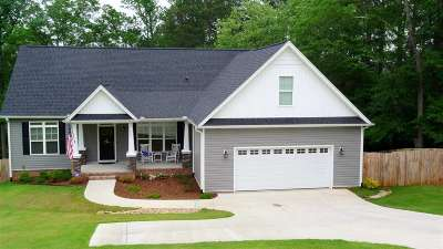 Chesnee Single Family Home For Sale: E 545 Cadence Court