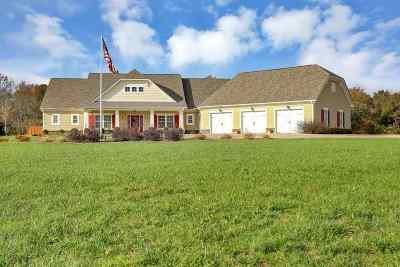 Woodruff Single Family Home For Sale: 105 Tyger Farm Lane