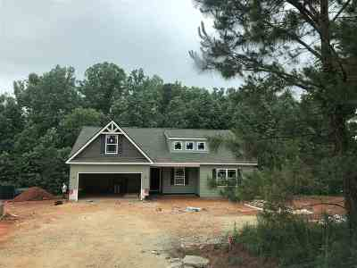 Lyman Single Family Home For Sale: 65 Butler Road