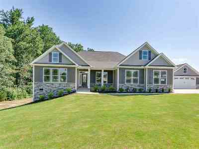 Lyman Single Family Home For Sale: 153 Edwards Store Road