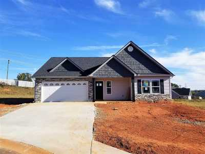 Greer Single Family Home For Sale: 4 Orchard Crest Ct