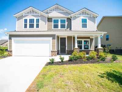 Greer Single Family Home For Sale: 222 Delbourne Lane