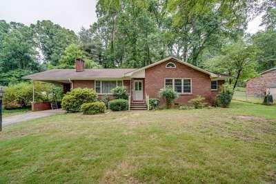 Spartanburg SC Single Family Home For Sale: $87,000
