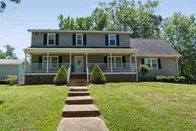 Inman Single Family Home For Sale: 266 Lake Road