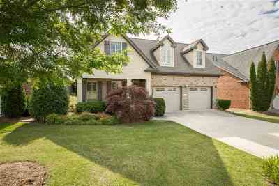 Spartanburg Single Family Home For Sale: 632 Reba Dale Court