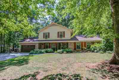 Mauldin Single Family Home For Sale: 106 Blackgum Court