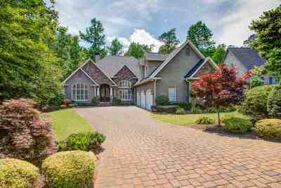 Greenville Single Family Home For Sale: 525 Foxcroft Road