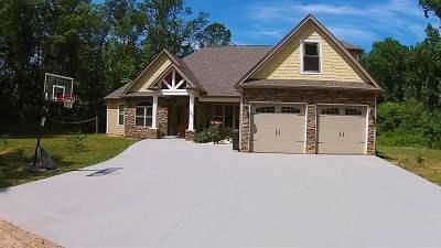 Spartanburg SC Single Family Home For Sale: $550,000