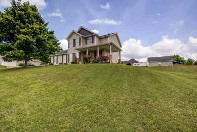 Greer Single Family Home For Sale: 109 Wallhaven Drive