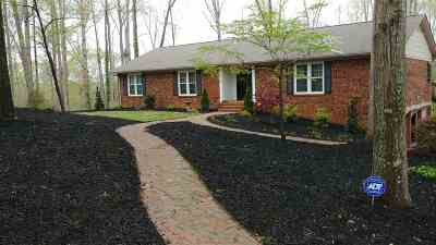 Moore Single Family Home For Sale: 122 Vista Drive