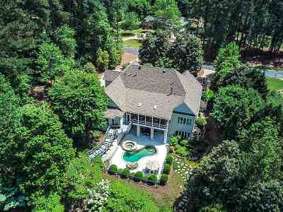 Spartanburg Single Family Home For Sale: 244 Indian Wells Drive