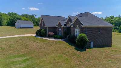 Greer Single Family Home For Sale: 400 Becky Gibson Road