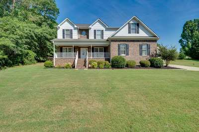 Moore Single Family Home For Sale: 187 Leonora Drive