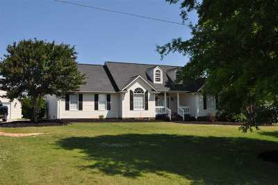 Chesnee Single Family Home For Sale: 203 Foster Grove Road