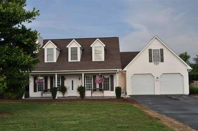 Chesnee Single Family Home For Sale: 594 McSwain Road