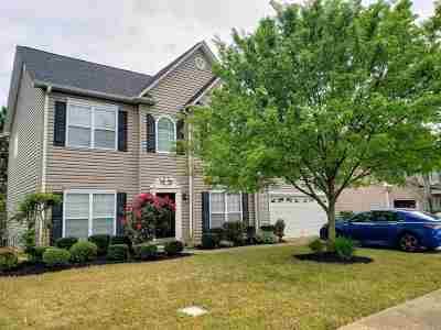 Spartanburg Single Family Home For Sale: 509 Kennet Court
