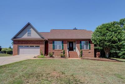 Inman Single Family Home For Sale: 157 Stonehedge Dr