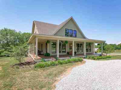Inman Single Family Home For Sale: 110 Vann Dr
