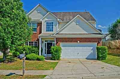 Simpsonville Single Family Home For Sale: 102 Welsford Court