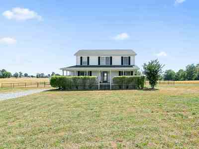 Inman Single Family Home For Sale: 5469 New Cut Road