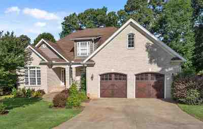Inman Single Family Home For Sale: 610 Claystone Drive