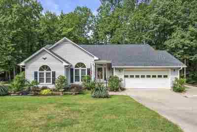 Greer Single Family Home For Sale: 105 Boulder Creek Way