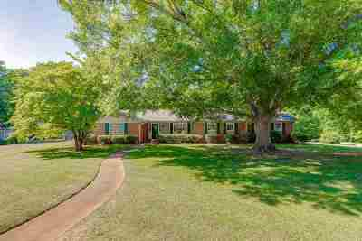 Greer Single Family Home For Sale: 18 Rollingreen Road