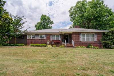 Woodruff Single Family Home For Sale: N 140 Kelly Rd.