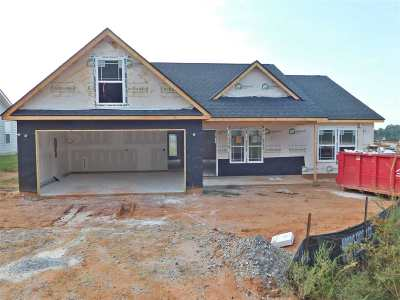 Inman Single Family Home For Sale: 67 Highland Springs Loop