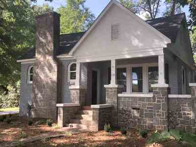 Spartanburg Single Family Home For Sale: 438 Mills Ave