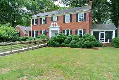 Spartanburg Single Family Home For Sale: 1128 Woodburn Road