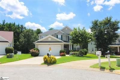 Roebuck Single Family Home For Sale: S 826 Edisto River Drive