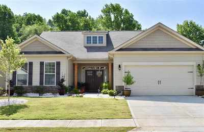 Duncan Single Family Home For Sale: 225 Northwild Dr