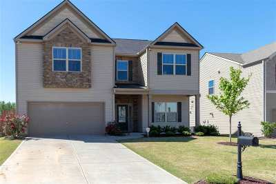 Woodruff Single Family Home For Sale: 875 Wild Orchard