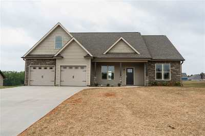 Chesnee Single Family Home For Sale: 612 Mesquite Trail