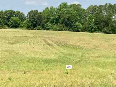 Spartanburg Residential Lots & Land For Sale: Lot 5 Old Canaan Road