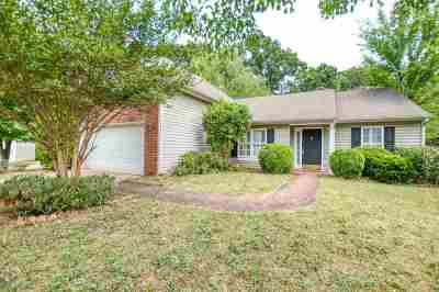 Moore Single Family Home For Sale: 616 Eldredge Court