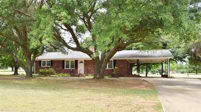 Lyman Single Family Home For Sale: 2600 Highway 357