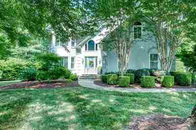 Spartanburg Single Family Home For Sale: 333 Carleton Circle
