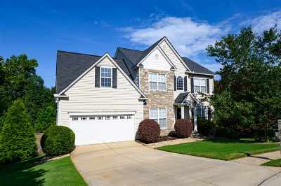 Spartanburg Single Family Home For Sale: 536 Kennet Court