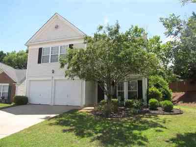 Greer Single Family Home For Sale: 4 Furwood